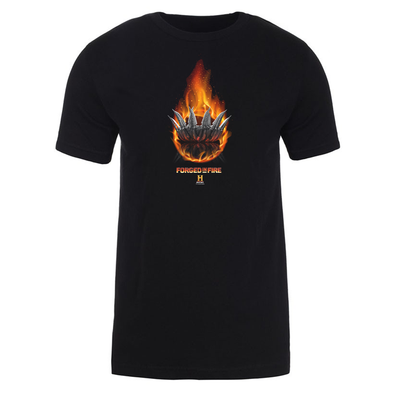 HISTORY Forged in Fire Series Master Bladesmith Adult Short Sleeve T-Shirt