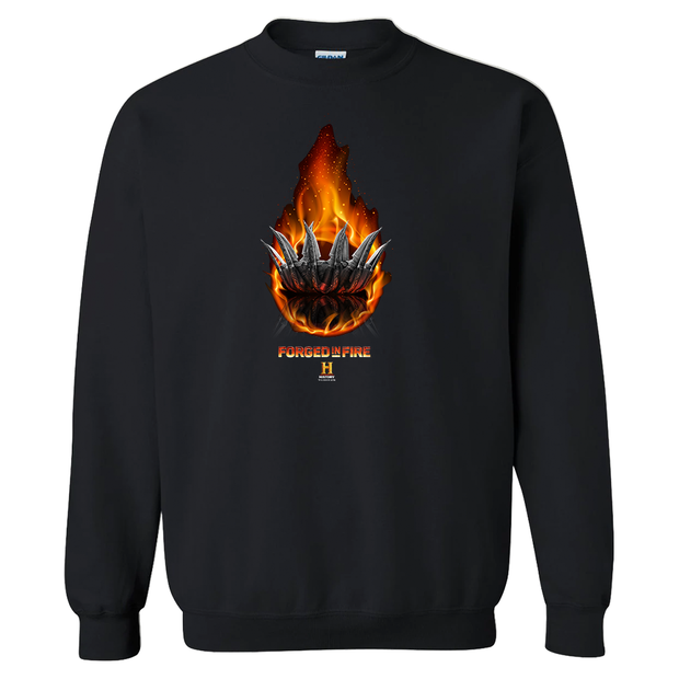 HISTORY Forged in Fire Series Master Bladesmith Crew Neck Sweatshirt