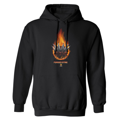 HISTORY Forged in Fire Series Master Bladesmith Fleece Hooded Sweatshirt