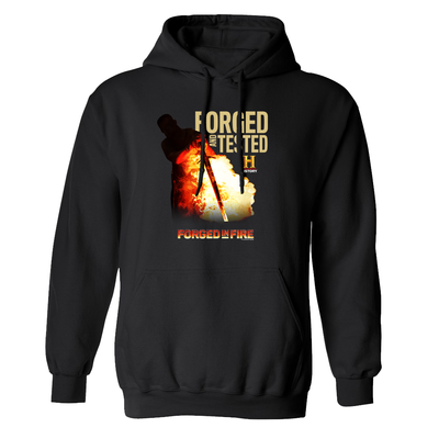 Forged in Fire Forged And Tested Fleece Hooded Sweatshirt
