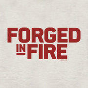 HISTORY Forged in Fire Series Logo Tri-blend Raglan Hoodie