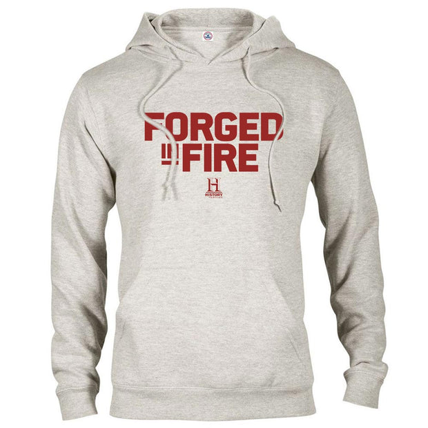 HISTORY Forged In Fire Series Logo Hooded Sweatshirt