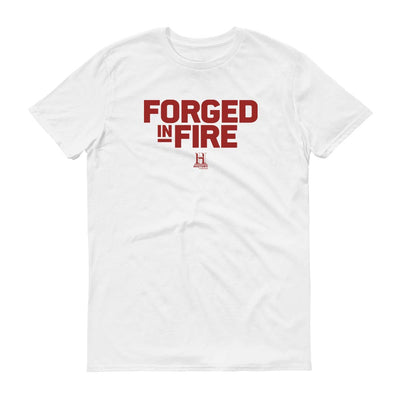 HISTORY Forged In Fire Series Logo Men's Short Sleeve T-Shirt
