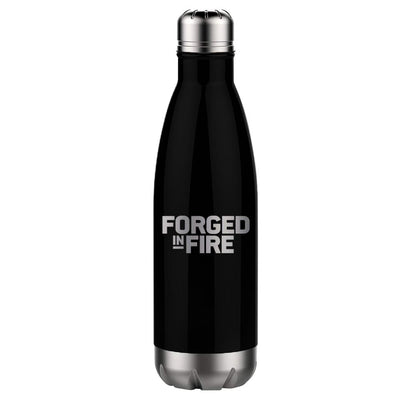 Forged In Fire 17 oz Stainless Steel Slim Water Bottle