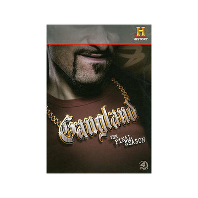 Gangland: The Final Season DVD