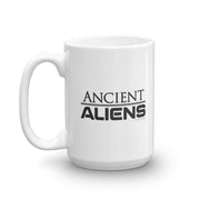 Ancient Aliens Giorgio White Mug