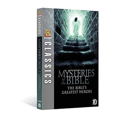 History Classics: Mysteries of the Bible: The Bible's Greatest Heroes DVD