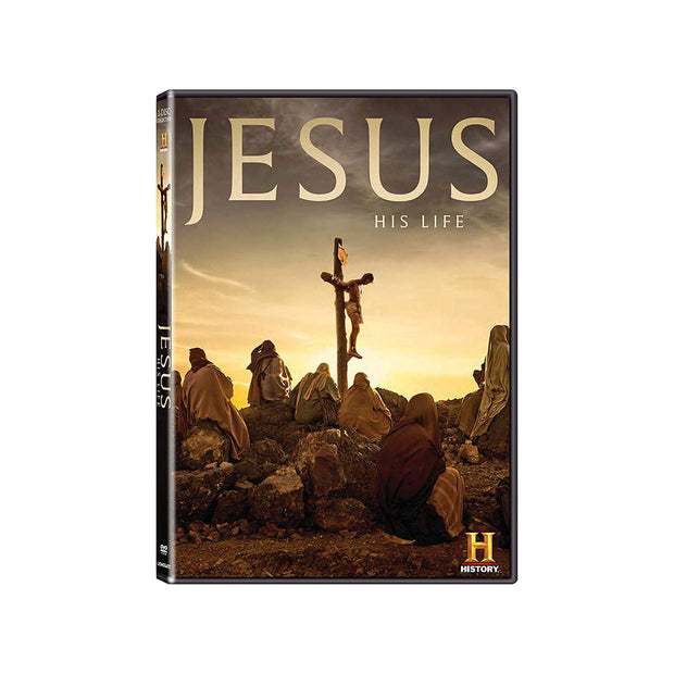 Jesus: His Life DVD