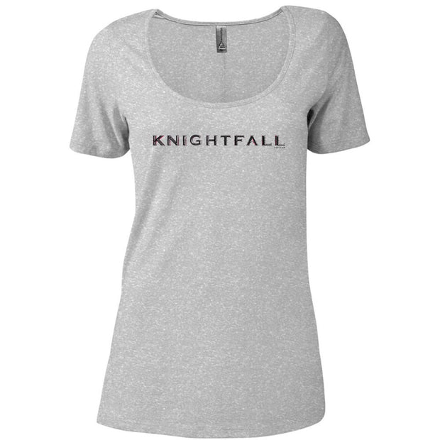 Knightfall Women's Relaxed Scoop Neck T-Shirt
