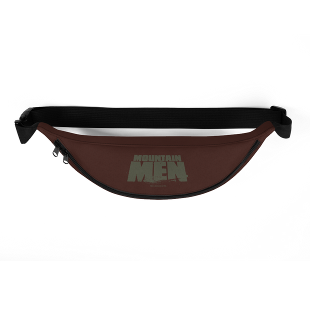 Mountain Men In The Wild Premium Fanny Pack