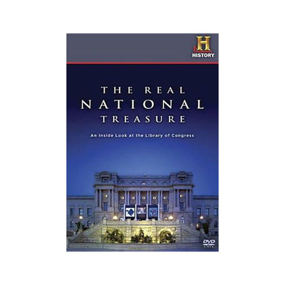 Modern Marvels: The Real National Treasure DVD