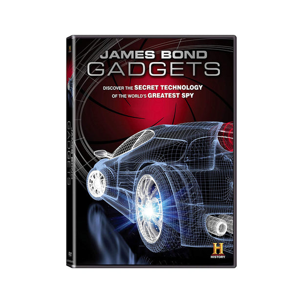 Modern Marvels: James Bond Gadgets DVD