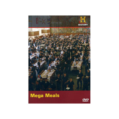 Modern Marvels: Mega Meals DVD