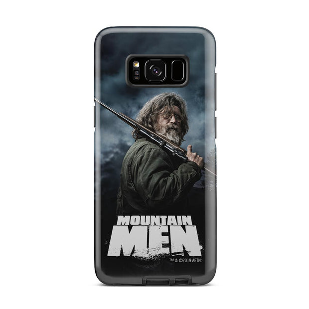 Mountain Men Marty Logo Tough Phone Case