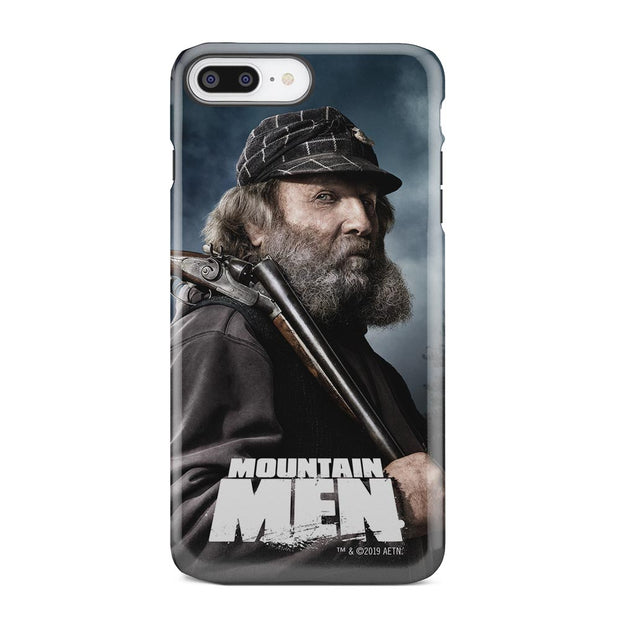 Mountain Men Rich Logo Tough Phone Case