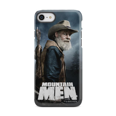 Mountain Men Tom Logo Tough Phone Case