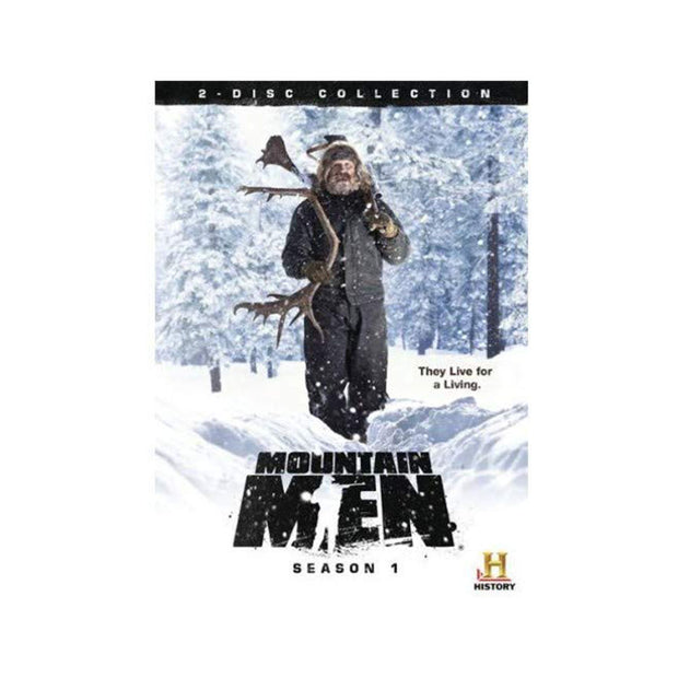 Mountain Men: Season 1 DVD