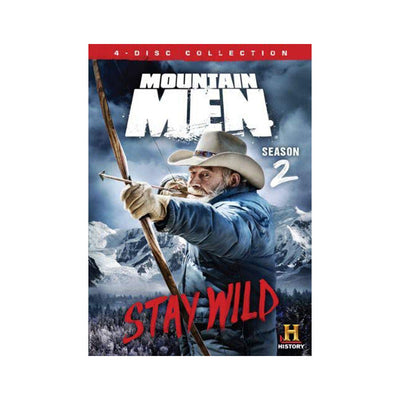 Mountain Men: Season 2 DVD
