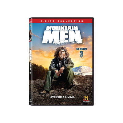 Mountain Men: Season 3 DVD