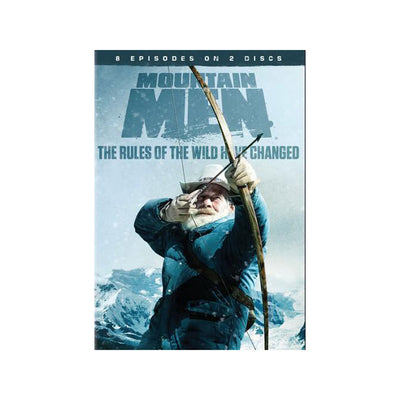 Mountain Men- Rules of the Wild Have Changed DVD