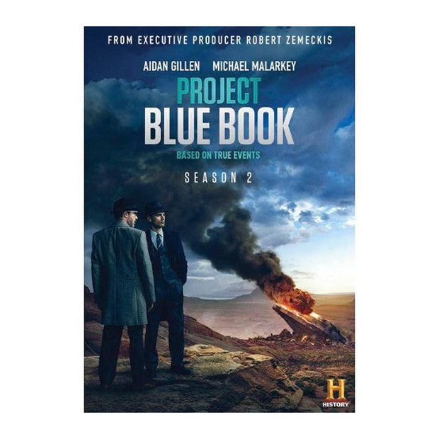 Project Blue Book Season 2 DVD