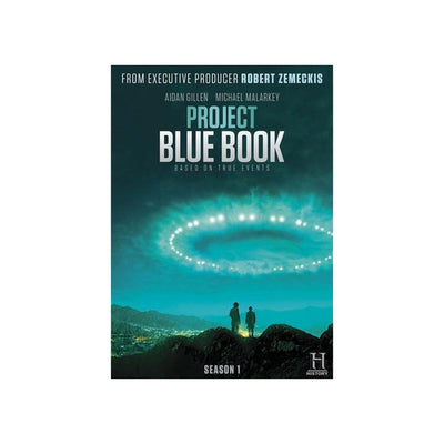 Project Blue Book Season 1 DVD