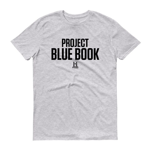 Project Blue Book Adult Short Sleeve T-Shirt