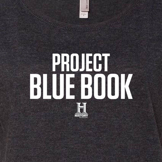 Project Blue Book Women's Dolman T-Shirt