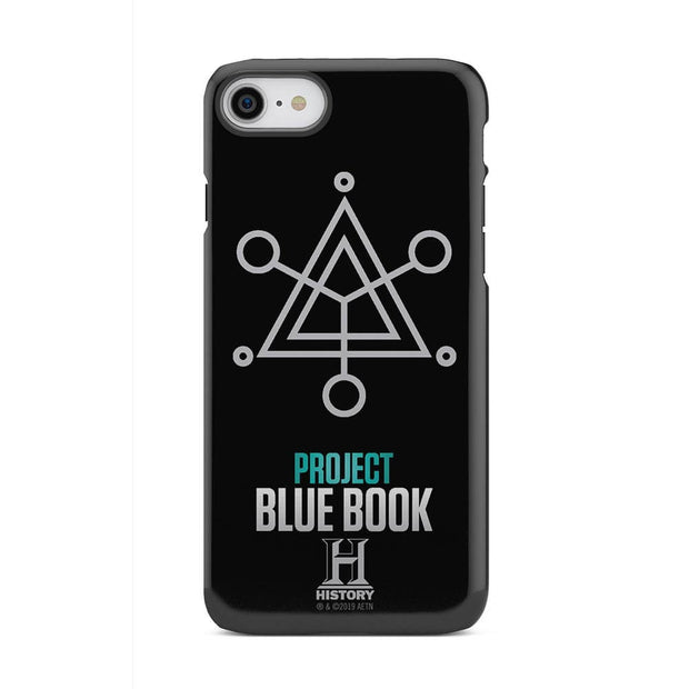 Project Blue Book Symbol Tough Phone Case