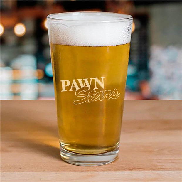 Pawn Stars 16oz Pint Glass