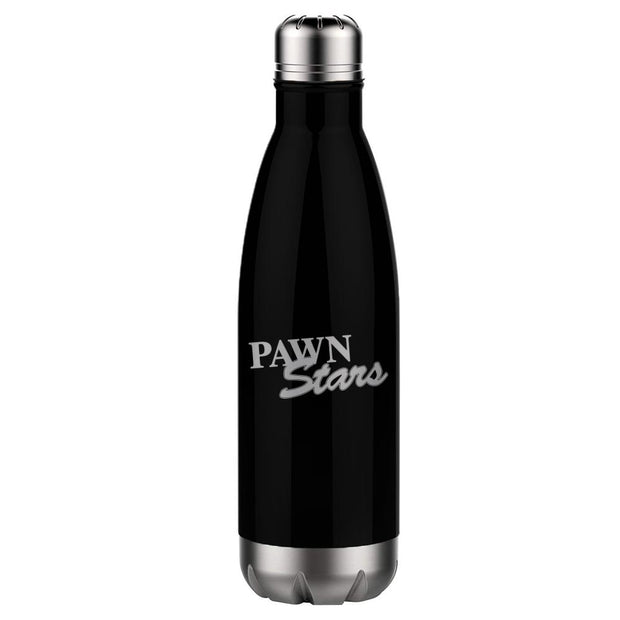 Pawn Stars 17 oz Stainless Steel Slim Water Bottle