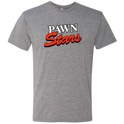 Pawn Stars Logo Men's Tri-Blend Short Sleeve T-Shirt
