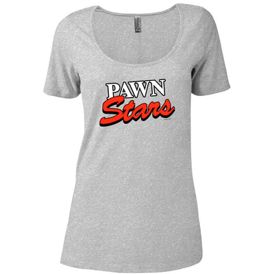 Pawn Stars Logo Women's Relaxed Scoop Neck T-Shirt