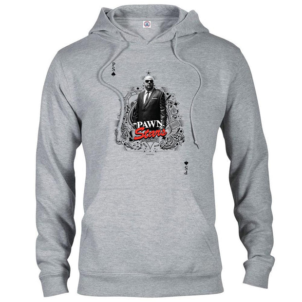 Pawn Stars Rick Hooded Sweatshirt