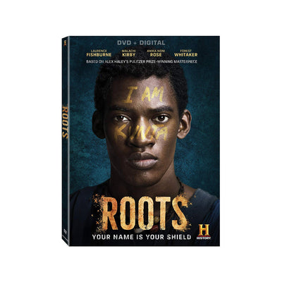 Roots (2016) DVD