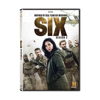 Six Season 2 DVD