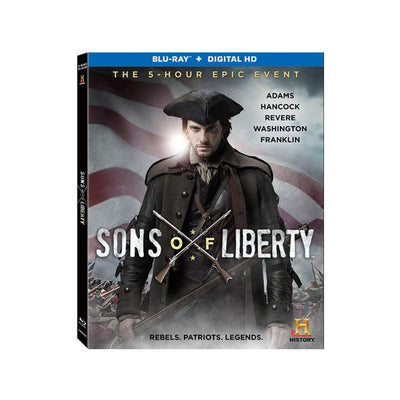 Son of Liberty - Blu ray DVD