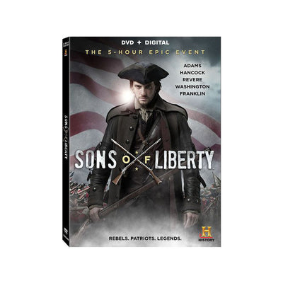 Sons of Liberty DVD