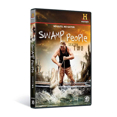Swamp People Season 2 DVD