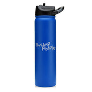 Swamp People Logo Laser Engraved SIC Water Bottle