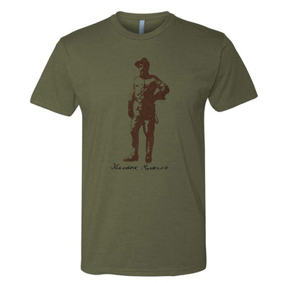 Teddy Roosevelt Signature Series T-Shirt