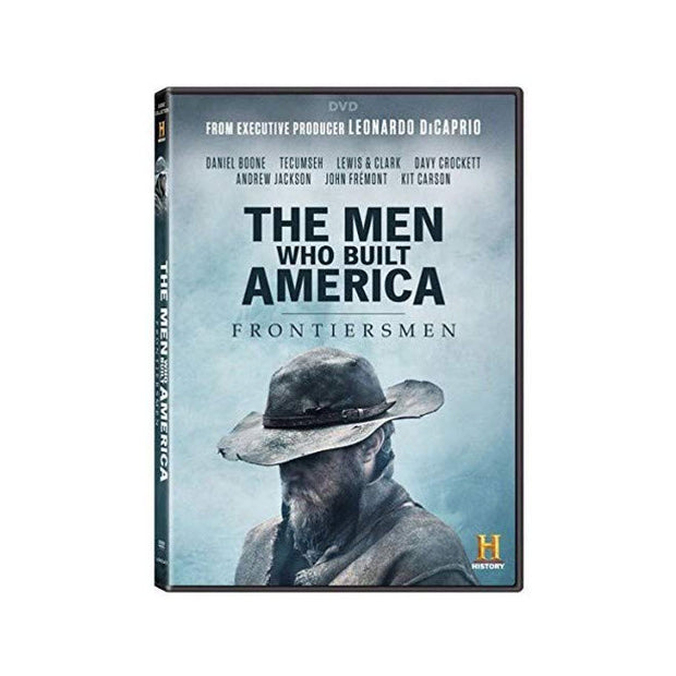 The Men Who Built America: Frontiersmen DVD