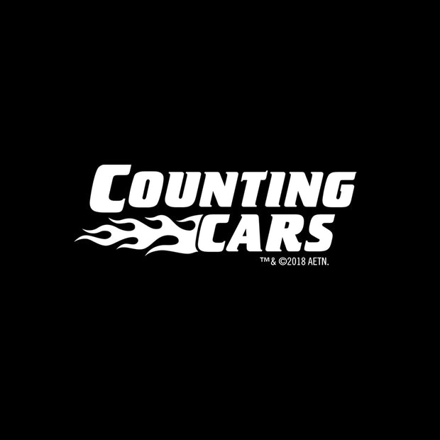 Counting Cars Logo Men's Short Sleeve T-Shirt