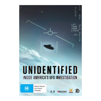 Unidentified Season 1 DVD
