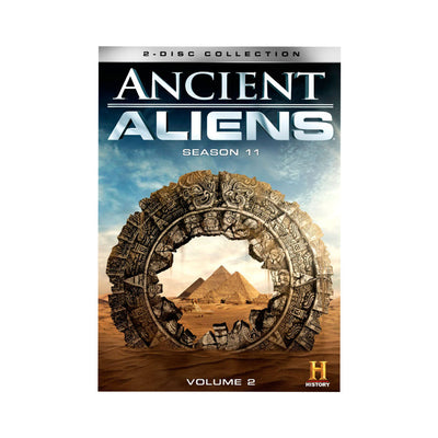 Ancient Aliens: Season 11, Vol 2 DVD