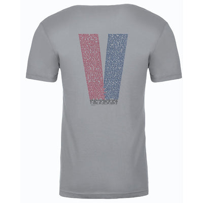 V-DAY WWII Battles T-Shirt