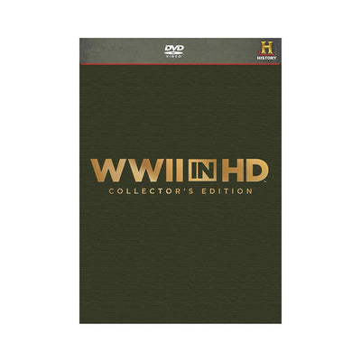 WWII in HD (Collector's Edition) DVD