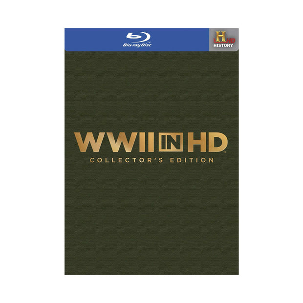 WWII in HD (Collector's Edition) Blu-ray DVD