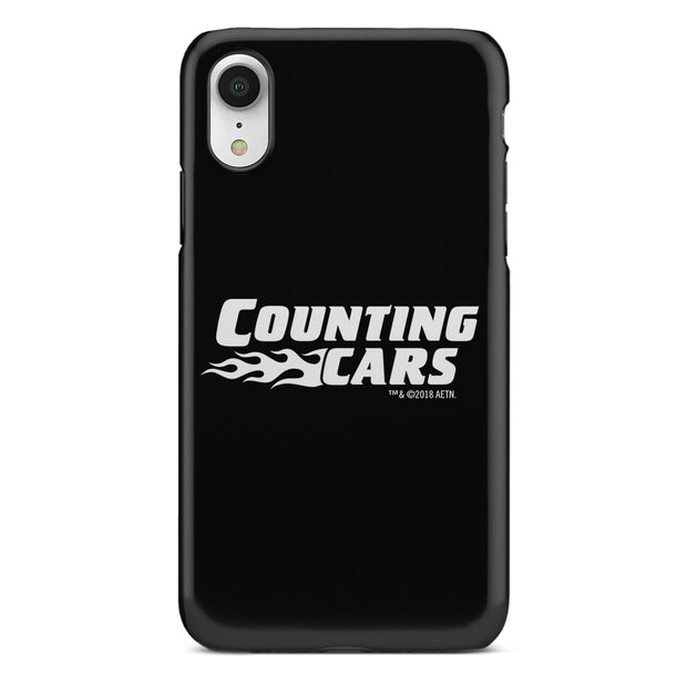 Counting Cars Logo Tough Phone Case