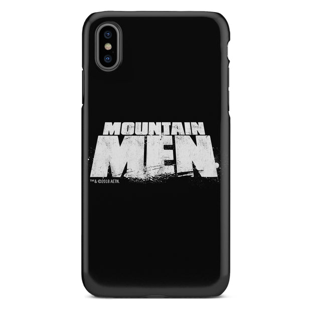 Mountain Men Logo Tough Phone Case